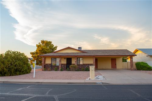 Photo of 6650 E Dallas Street, Mesa, AZ 85205 (MLS # 6085920)