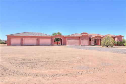 Photo of 52854 W BARREL Road, Maricopa, AZ 85139 (MLS # 6132920)
