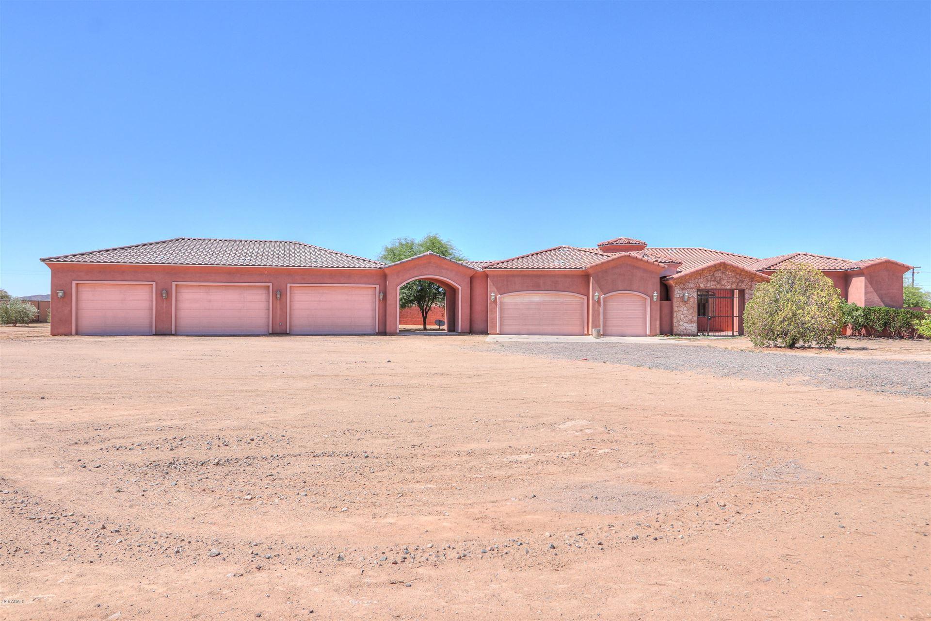 Photo for 52854 W BARREL Road, Maricopa, AZ 85139 (MLS # 6132920)