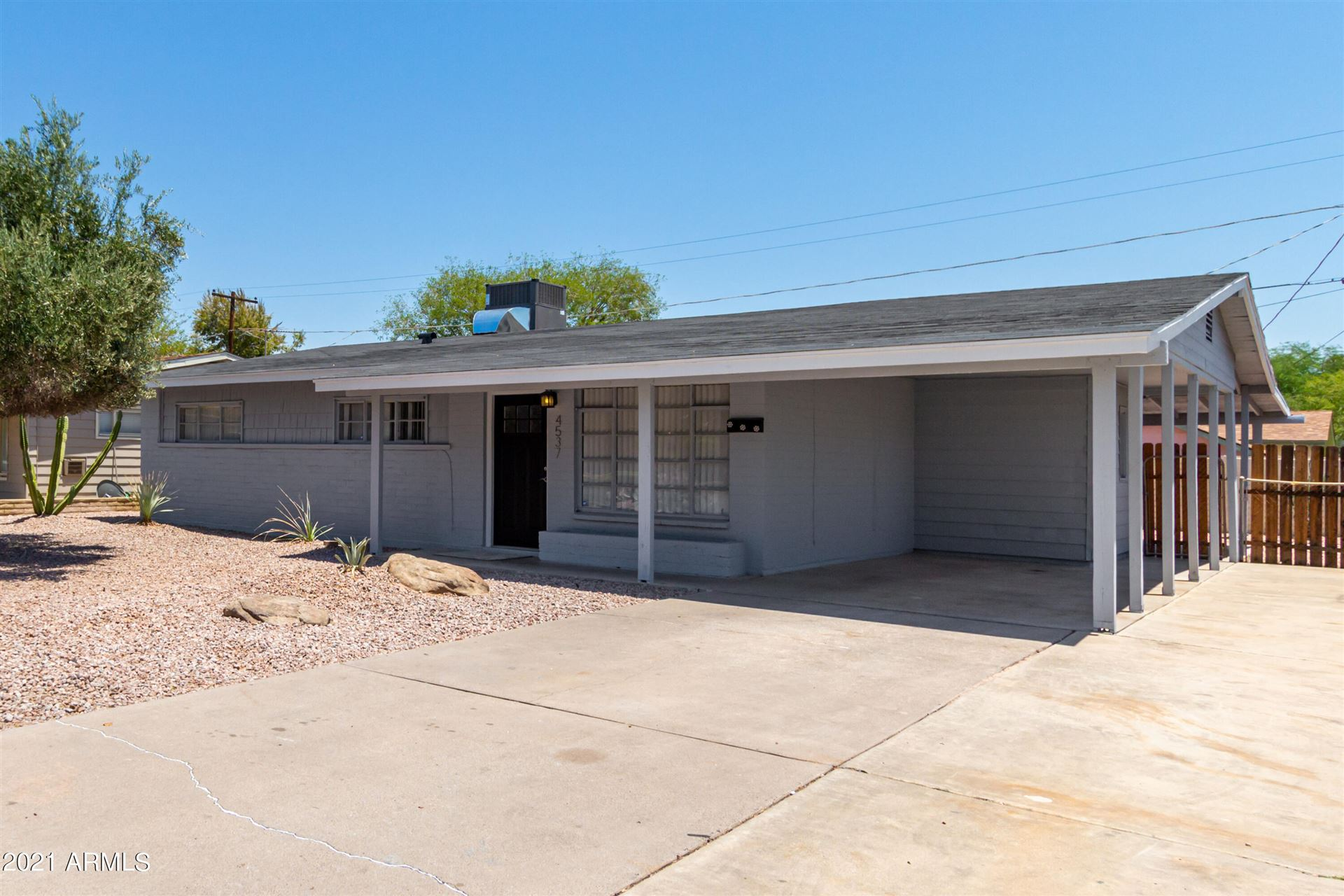 4537 N 15TH Avenue, Phoenix, AZ 85015 - MLS#: 6262921
