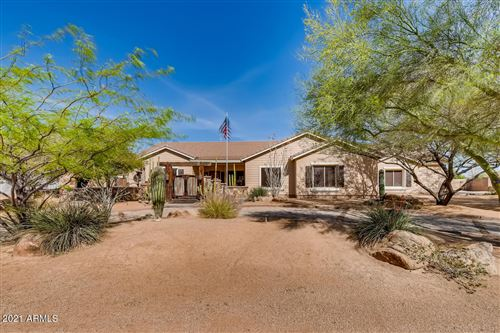 Photo of 1501 N 66TH Place, Mesa, AZ 85205 (MLS # 6218922)