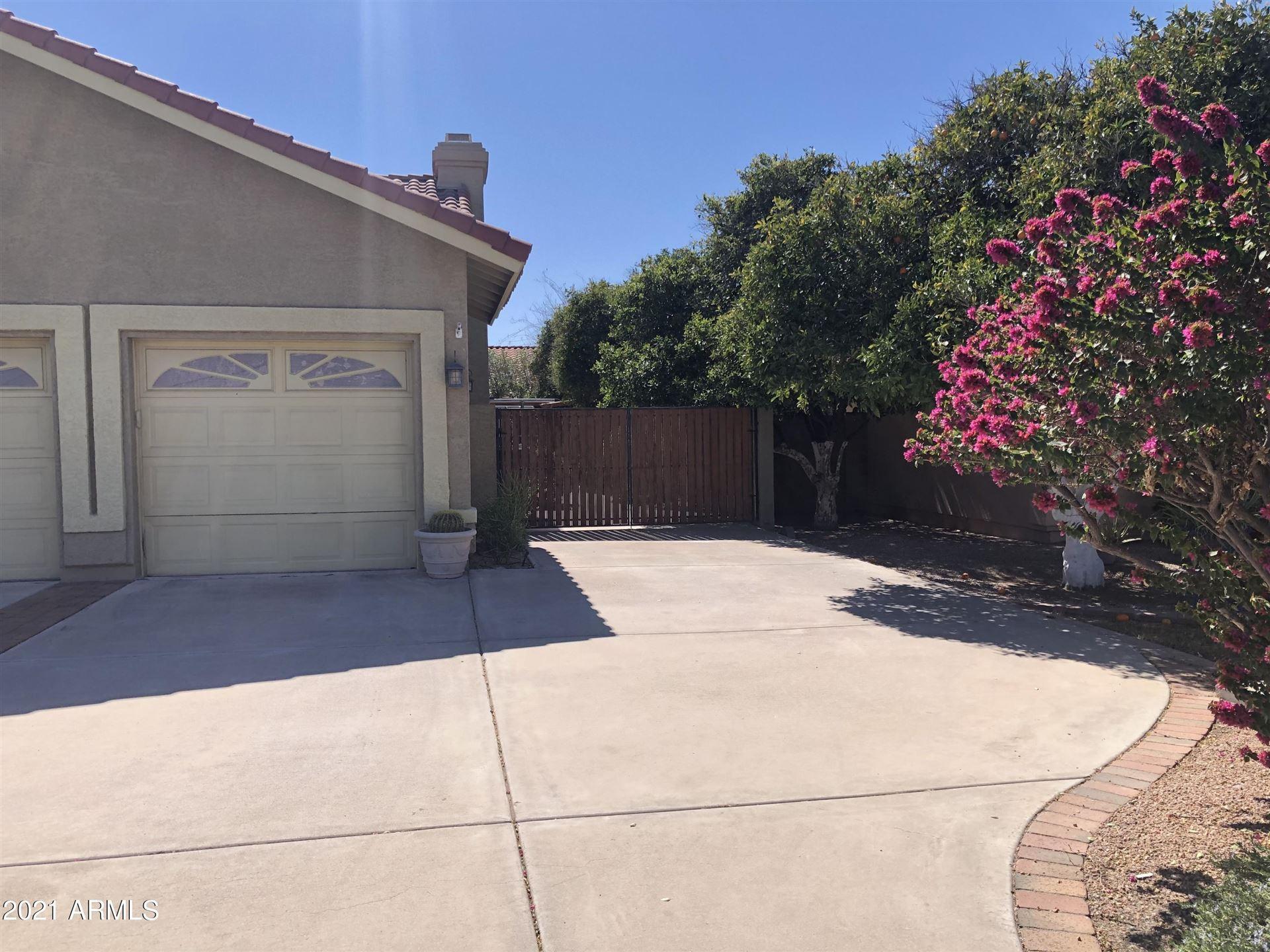 Photo of 3537 E Fox Street, Mesa, AZ 85213 (MLS # 6200922)