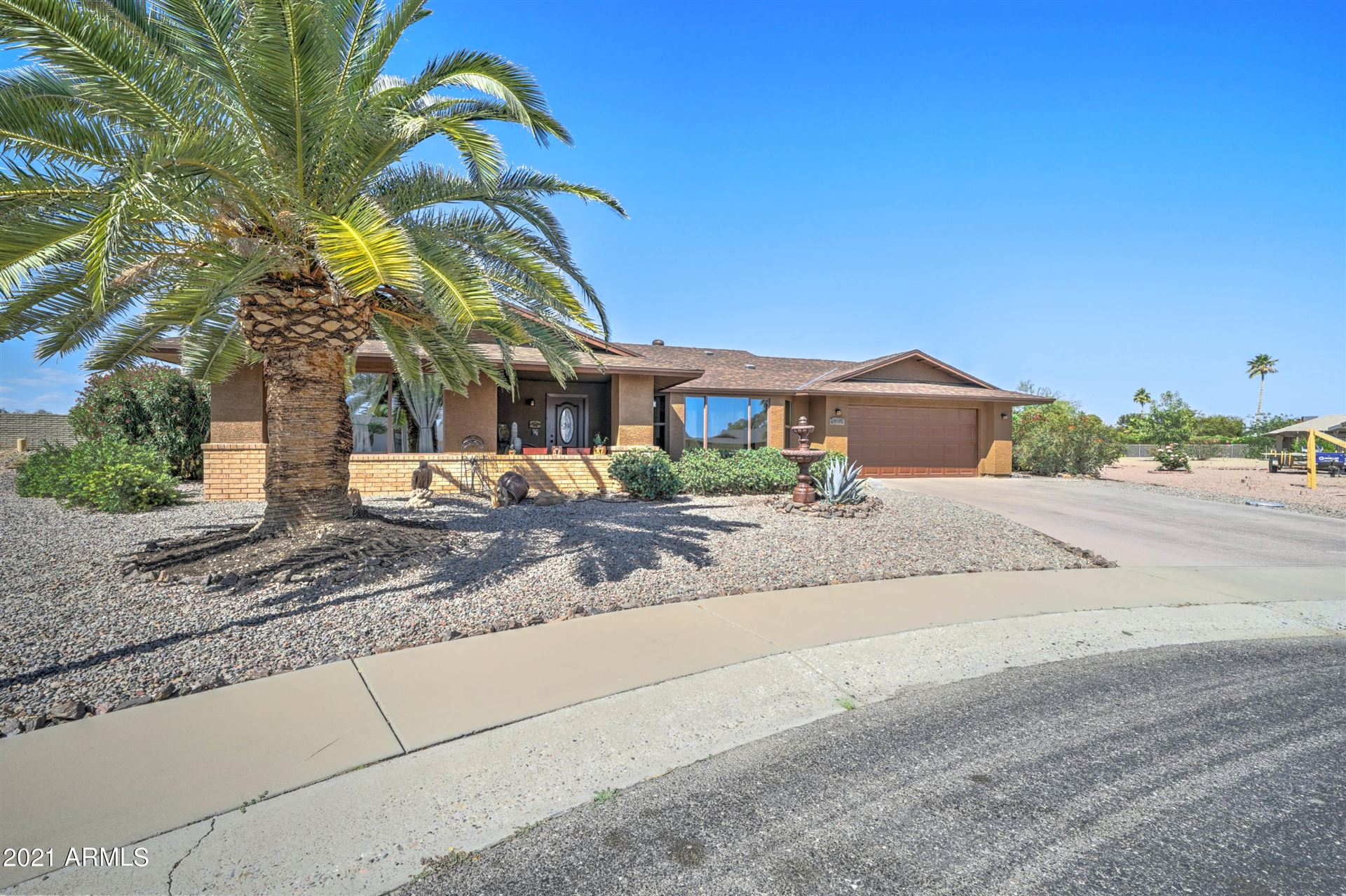Photo of 13426 W BALLAD Drive, Sun City West, AZ 85375 (MLS # 6230922)