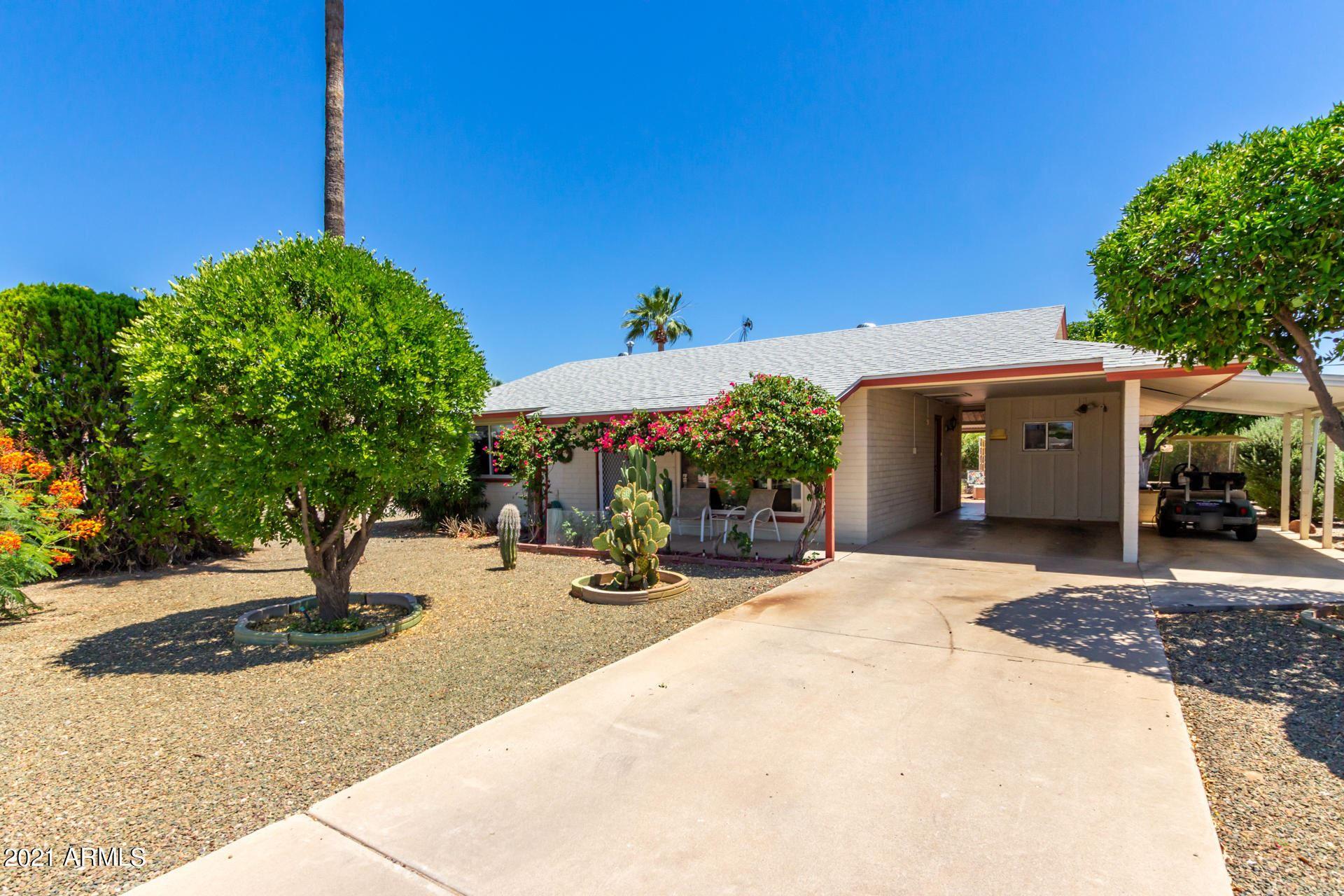 11027 W SUN CITY Boulevard, Sun City, AZ 85351 - MLS#: 6249922