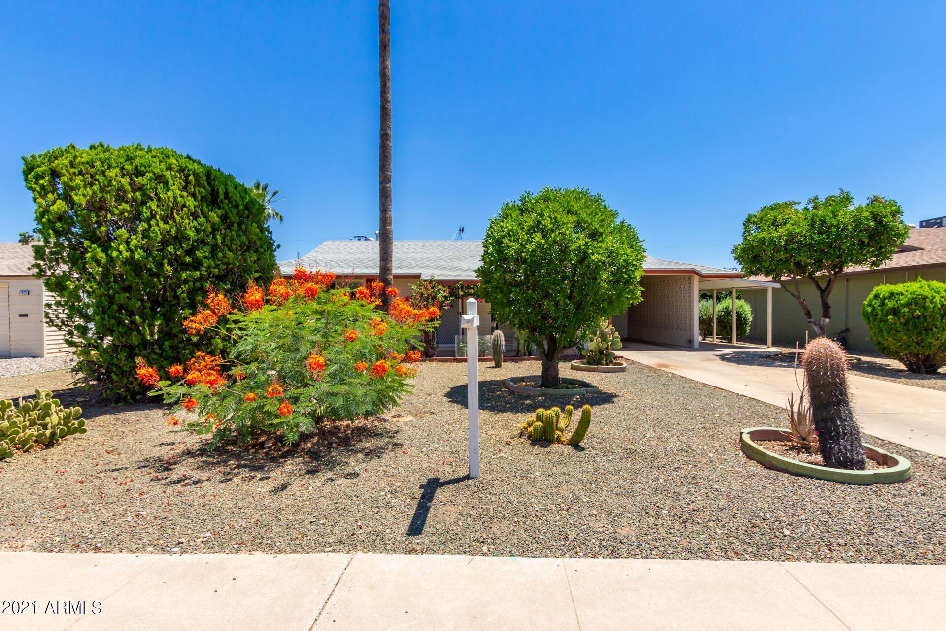 Photo of 11027 W SUN CITY Boulevard, Sun City, AZ 85351 (MLS # 6249922)