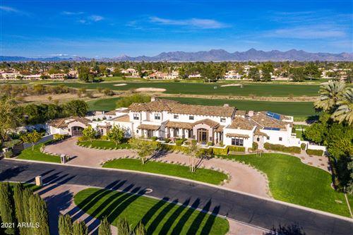 Photo of 9625 N 55th Street, Paradise Valley, AZ 85253 (MLS # 6195923)