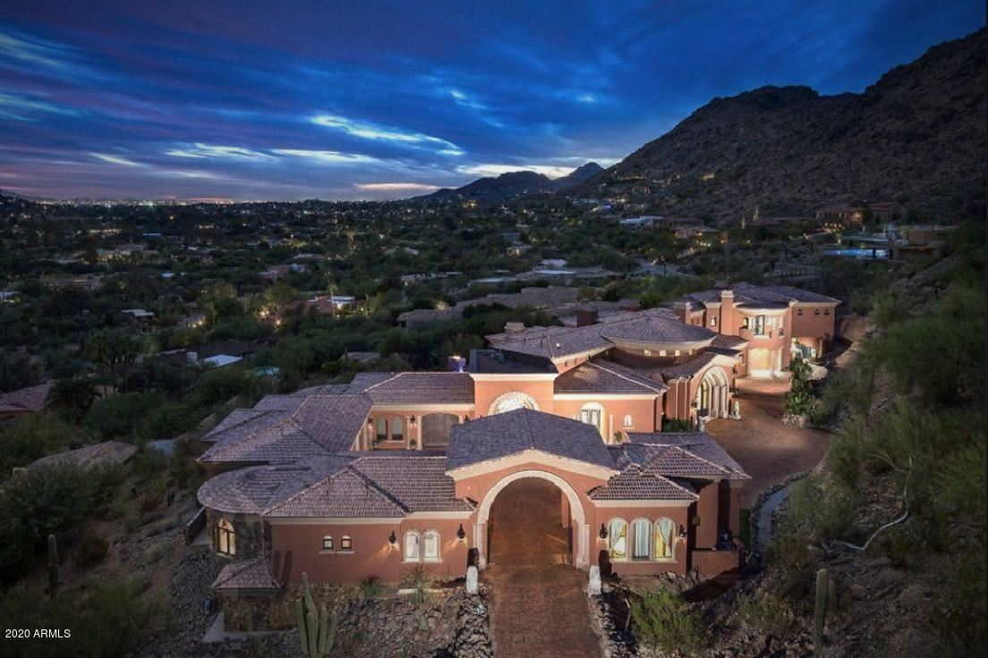 Photo of 7017 N Invergordon Road, Paradise Valley, AZ 85253 (MLS # 6125923)