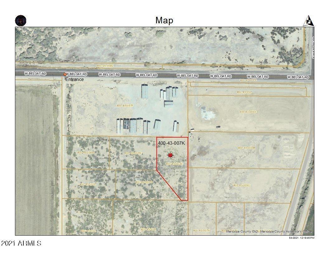 Photo of xxx E Beloat Road, Buckeye, AZ 85326 (MLS # 6231923)