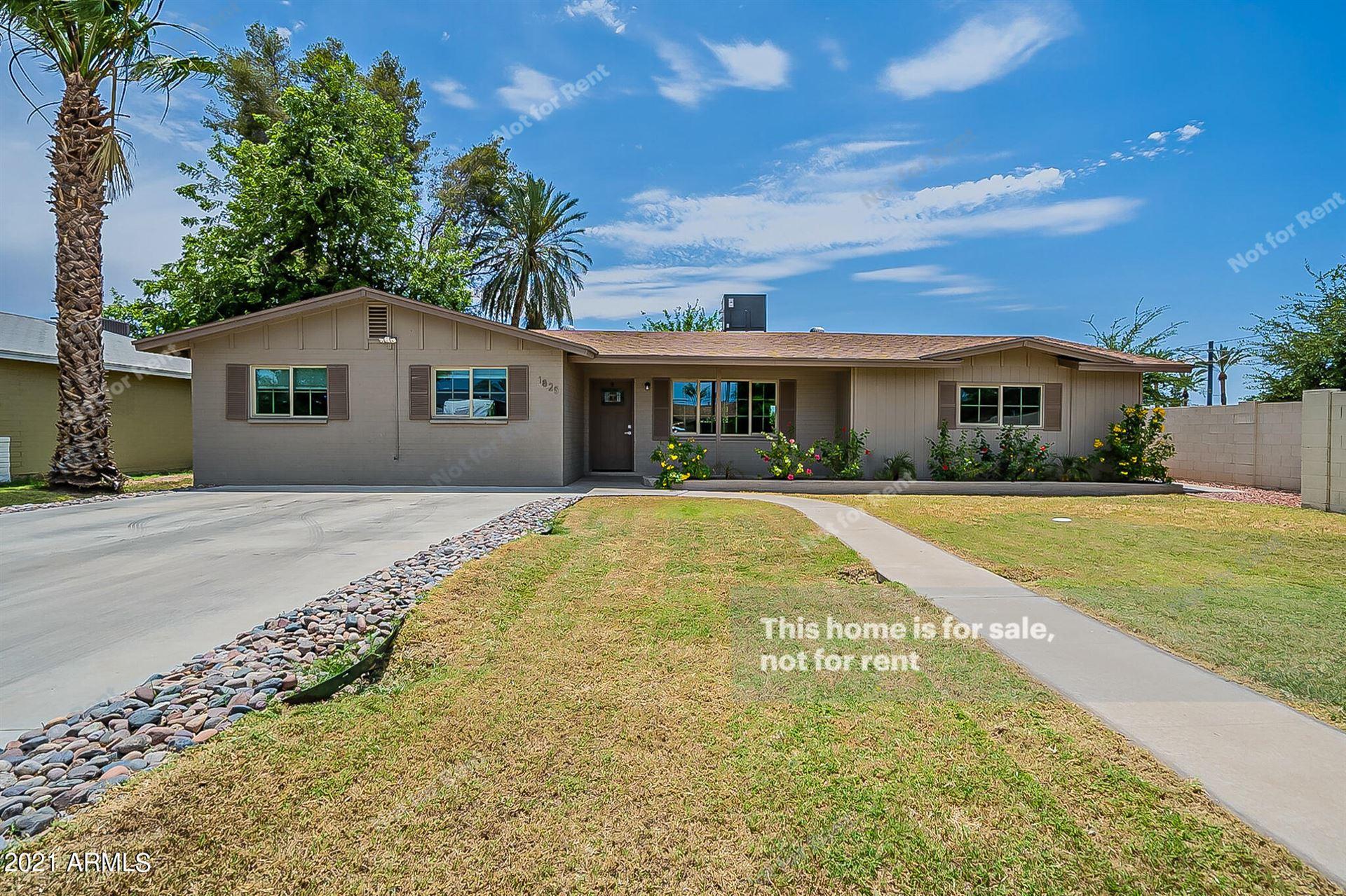 1825 W VISTA Avenue, Phoenix, AZ 85021 - MLS#: 6246923