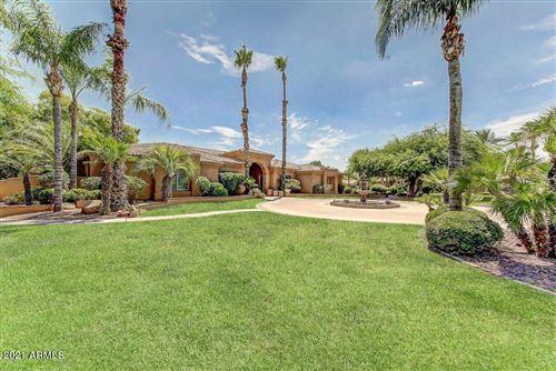 Photo of 7121 E VALLEY Trail, Paradise Valley, AZ 85253 (MLS # 6197924)