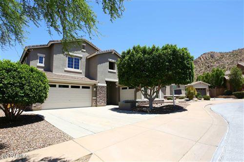 Photo of 2602 W LUCE Drive, Phoenix, AZ 85086 (MLS # 6223924)