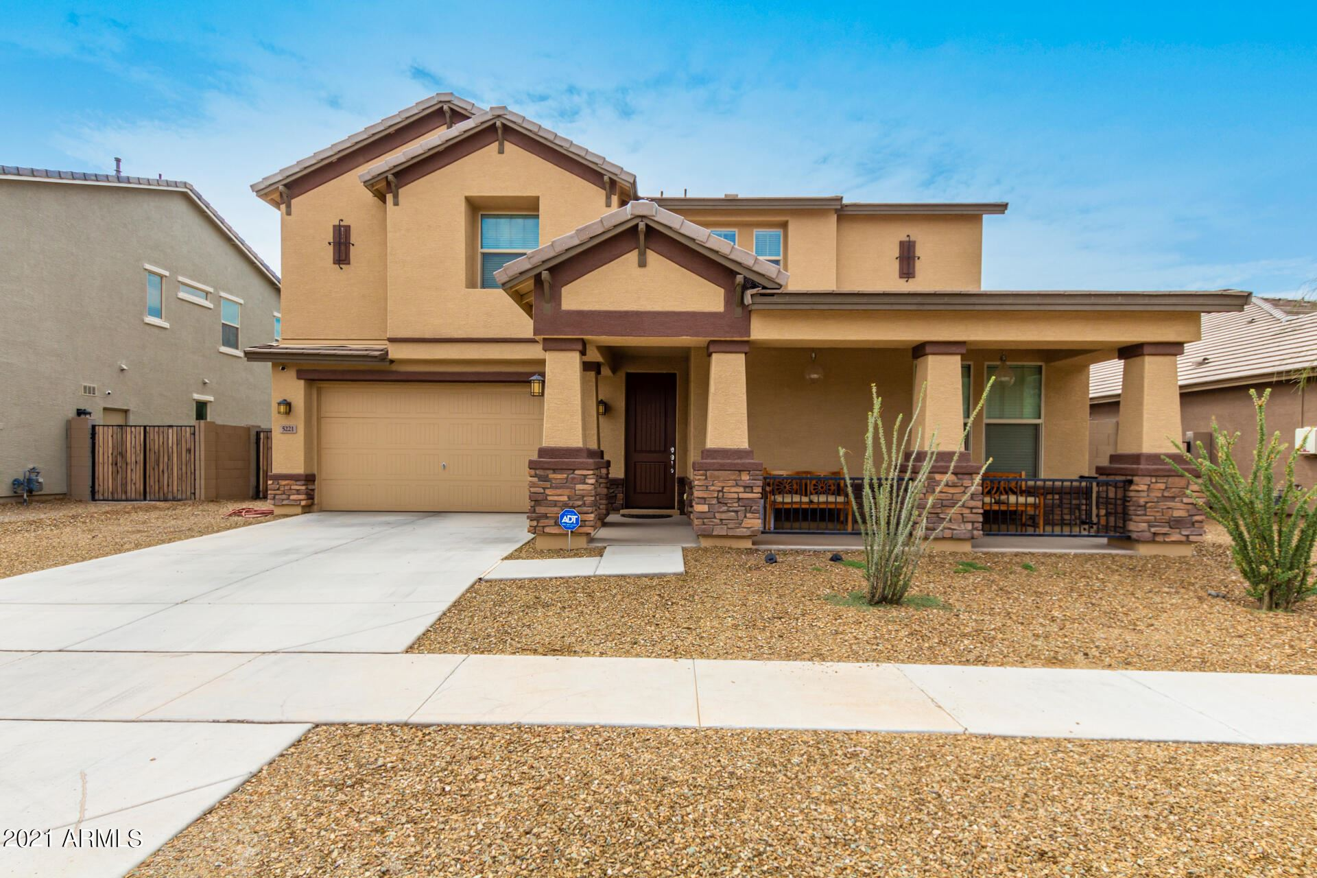 Photo of 5221 W LYDIA Lane, Laveen, AZ 85339 (MLS # 6287924)