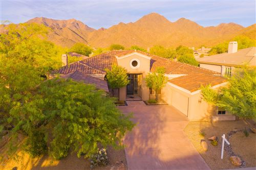 Photo of 11082 E KAREN Drive, Scottsdale, AZ 85255 (MLS # 6163925)