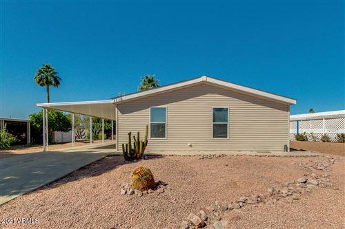 Photo of 1116 S PALO VERDE Street, Mesa, AZ 85208 (MLS # 6203925)