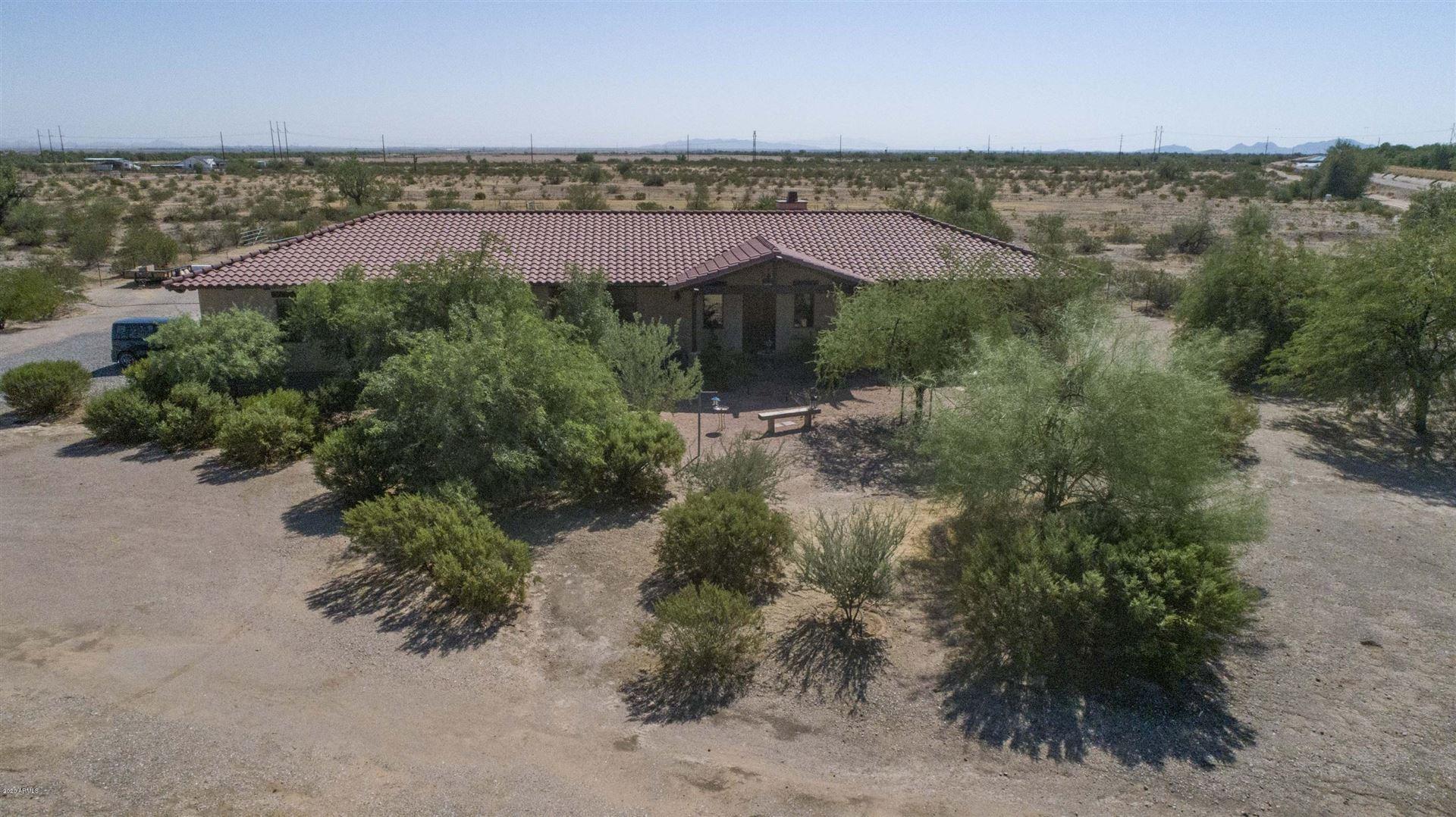 Photo for 3737 S MCCLURE Road, Maricopa, AZ 85138 (MLS # 6127925)
