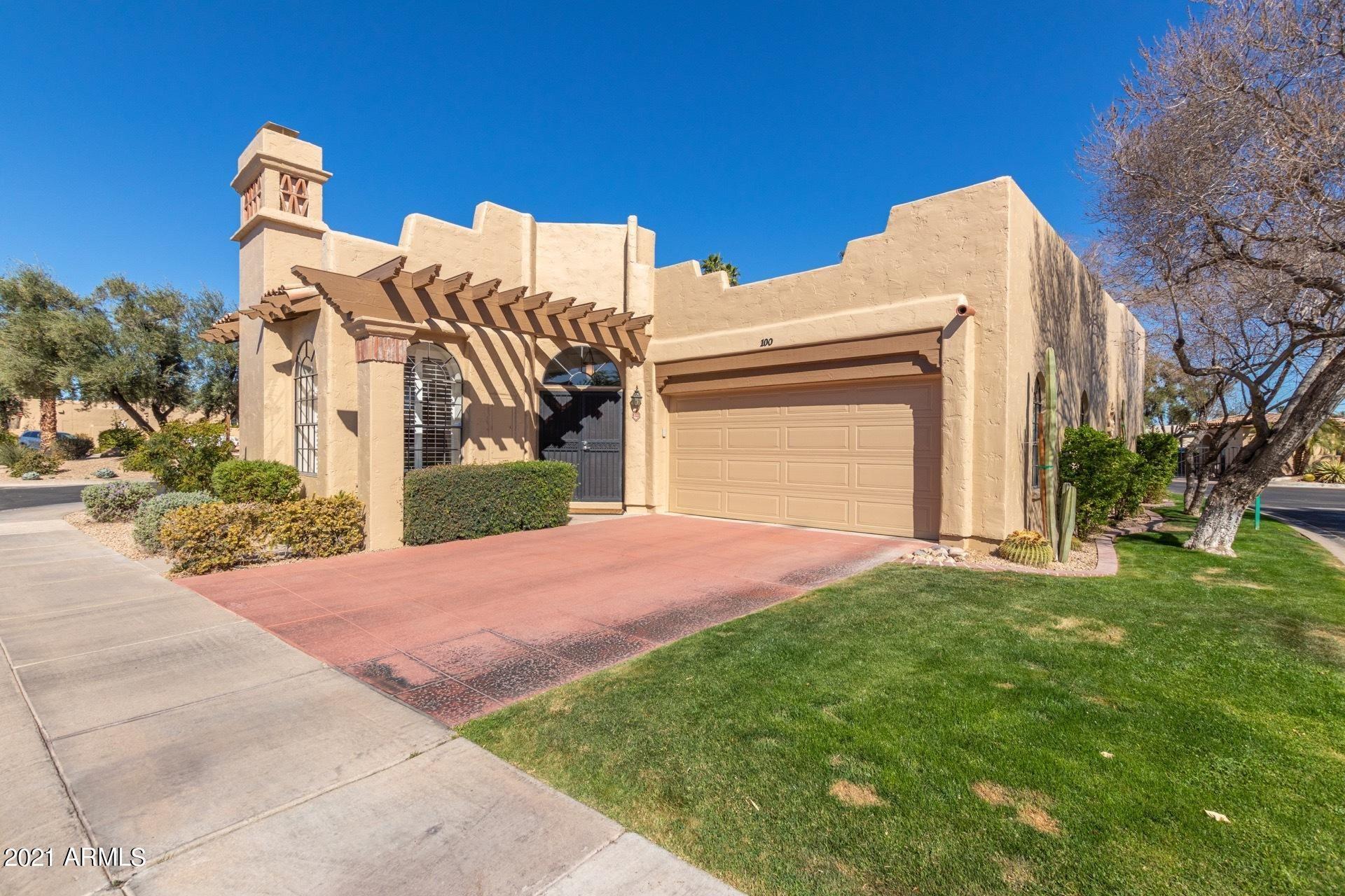 Photo for 7955 E CHAPARRAL Road #100, Scottsdale, AZ 85250 (MLS # 6197925)