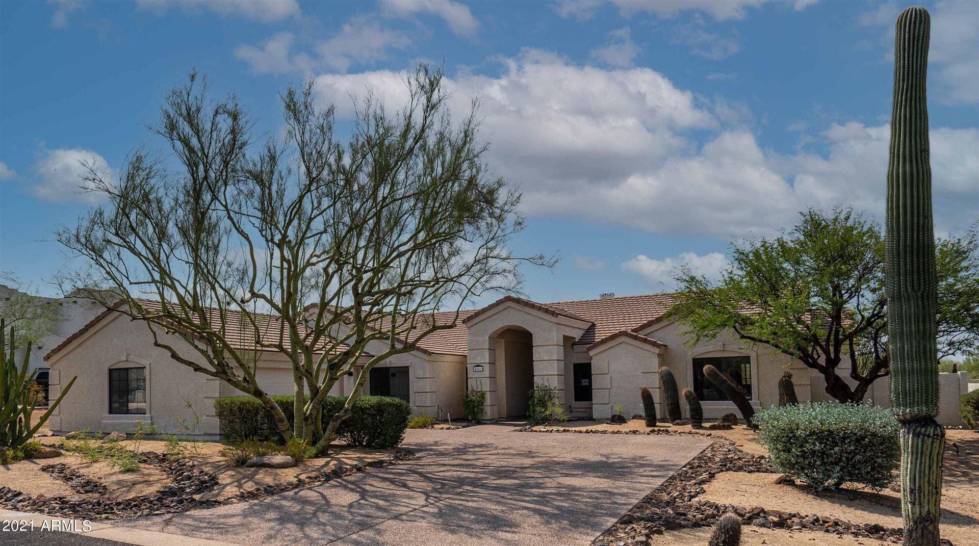 4641 E RANCHO CALIENTE Drive, Cave Creek, AZ 85331 - MLS#: 6264925