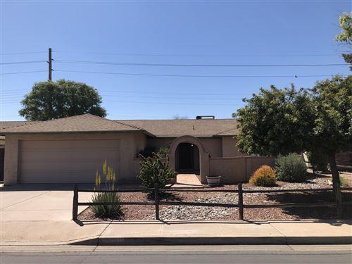 Photo of 2541 W NARANJA Avenue, Mesa, AZ 85202 (MLS # 6058926)