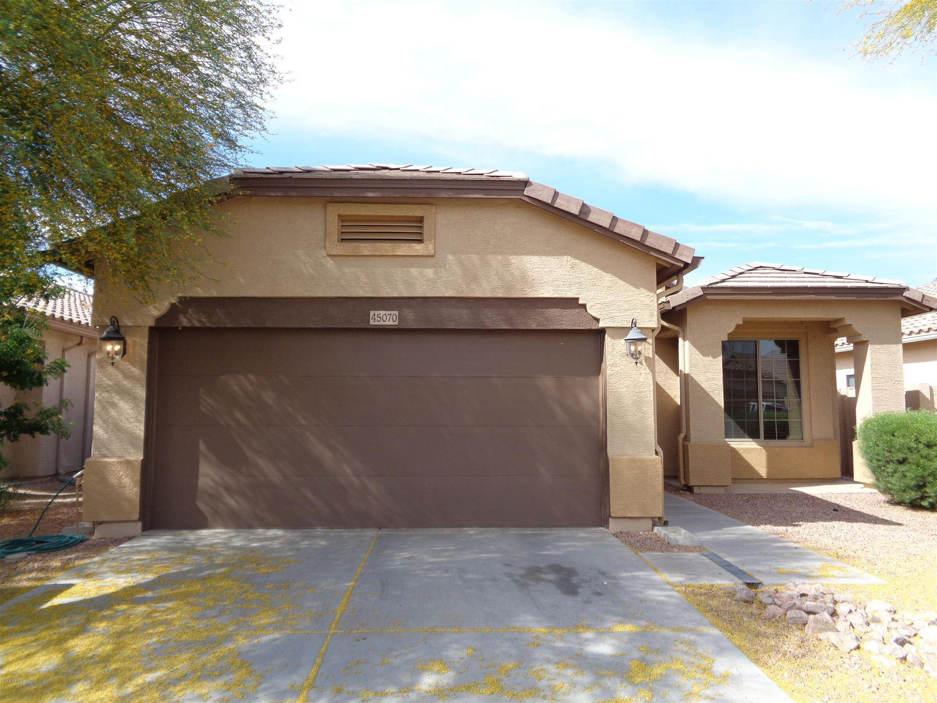 Photo for 45070 W MESCAL Street, Maricopa, AZ 85139 (MLS # 6245926)