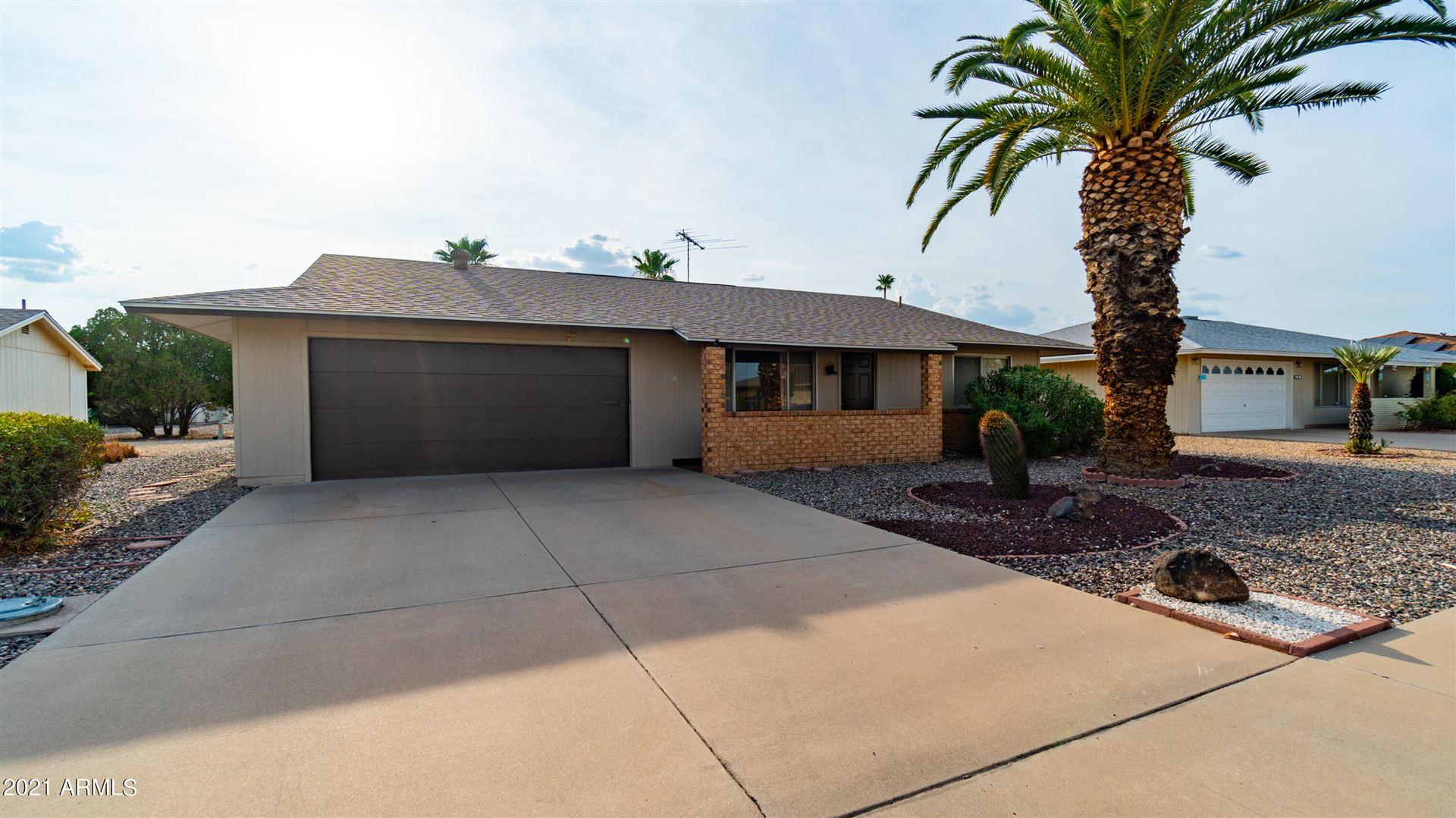 Photo of 17420 N HORSESHOE Lane, Sun City, AZ 85373 (MLS # 6267926)