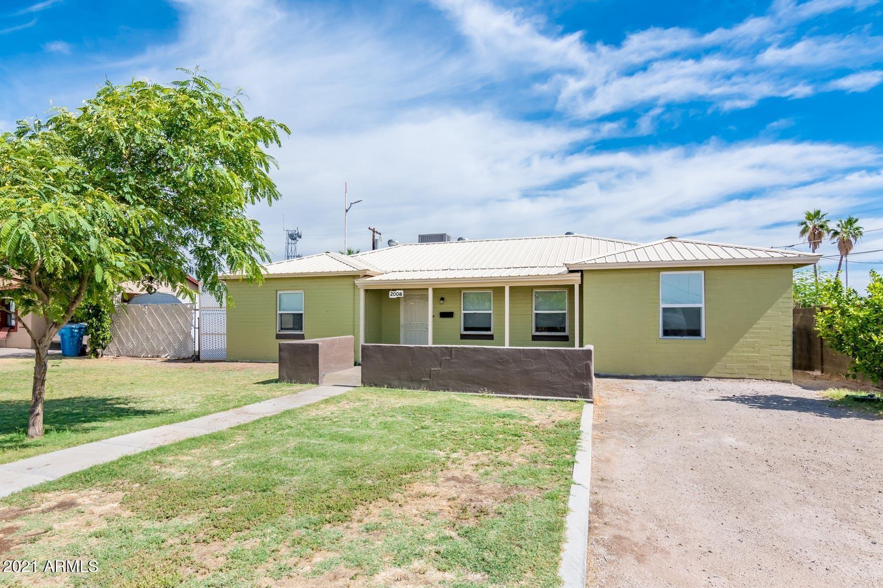2008 W ALVARADO Road, Phoenix, AZ 85009 - MLS#: 6248927