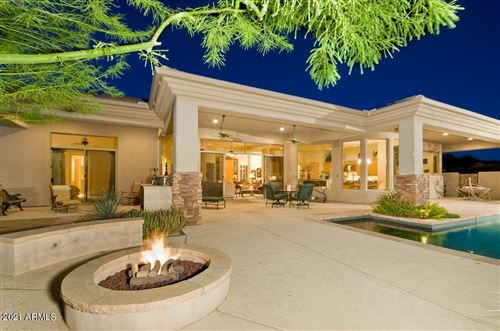 Photo of 10907 E VIA DONA Road, Scottsdale, AZ 85262 (MLS # 6246928)