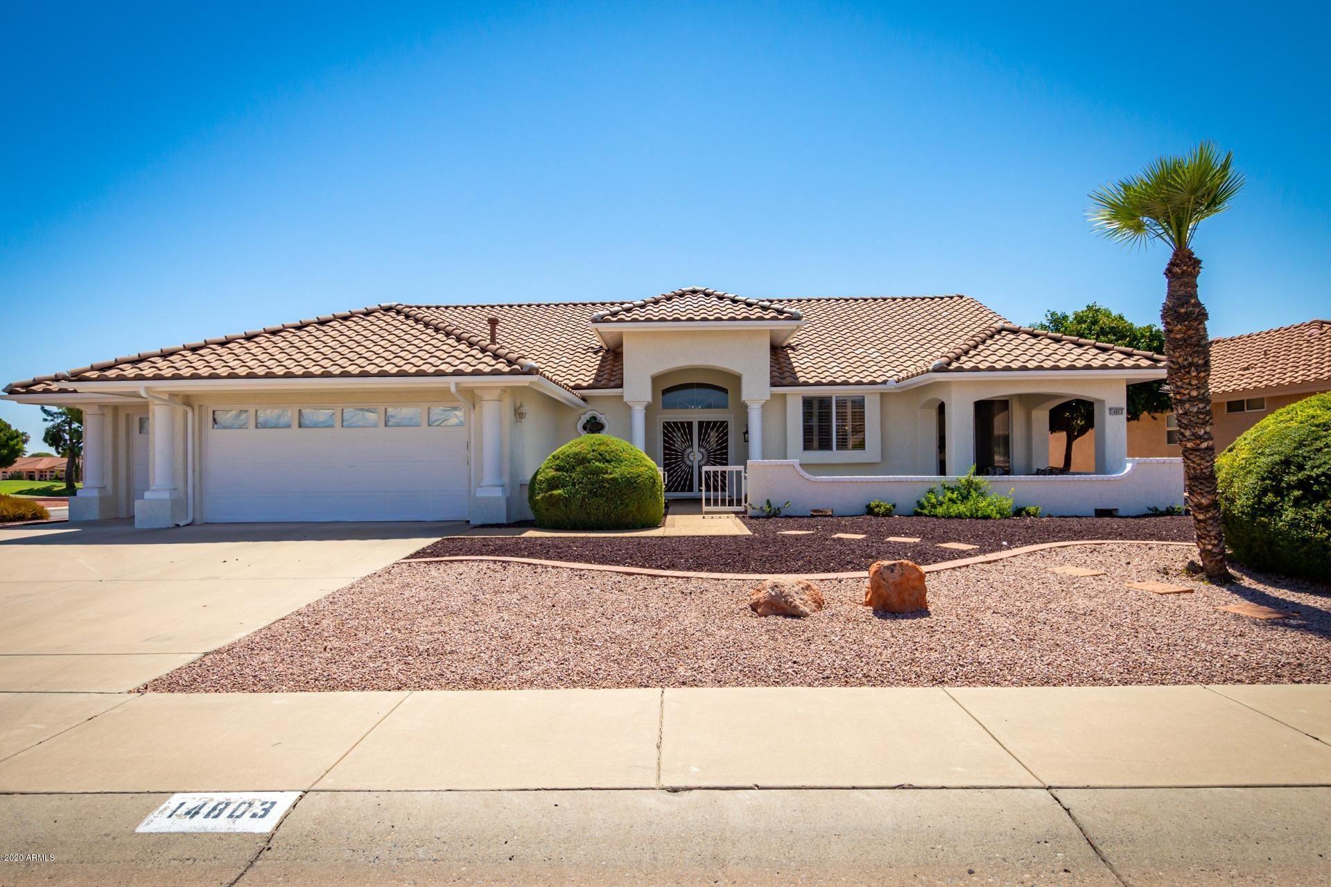 14803 W RAVENSWOOD Drive, Sun City West, AZ 85375 - MLS#: 6127928