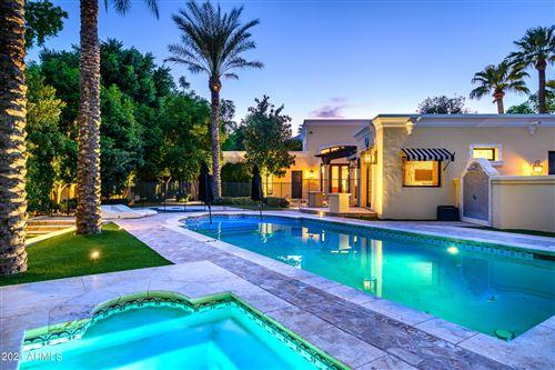 Photo of 5147 N TAMANAR Way, Paradise Valley, AZ 85253 (MLS # 6200929)