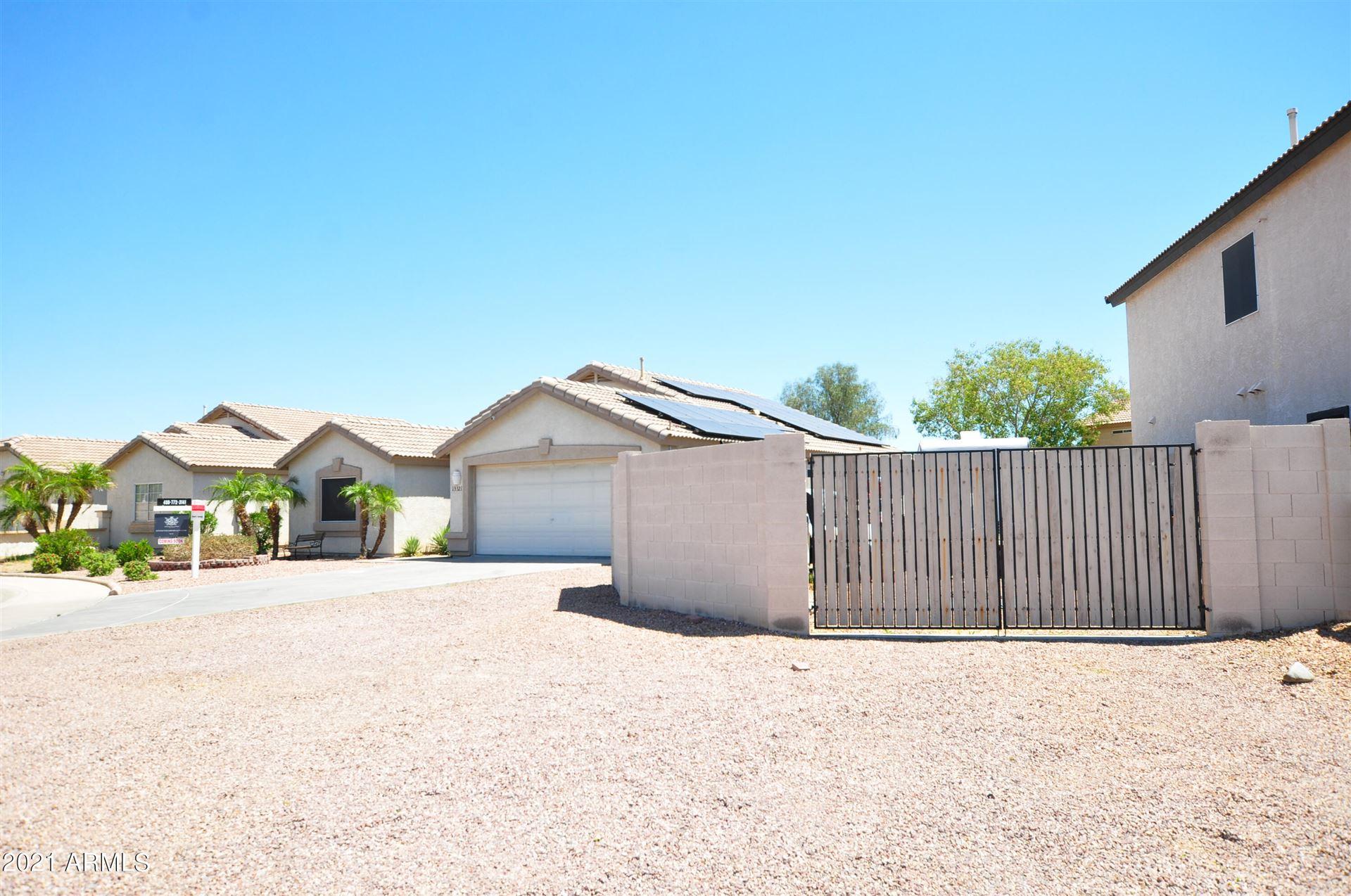 Photo of 13321 N 126TH Drive, El Mirage, AZ 85335 (MLS # 6226929)