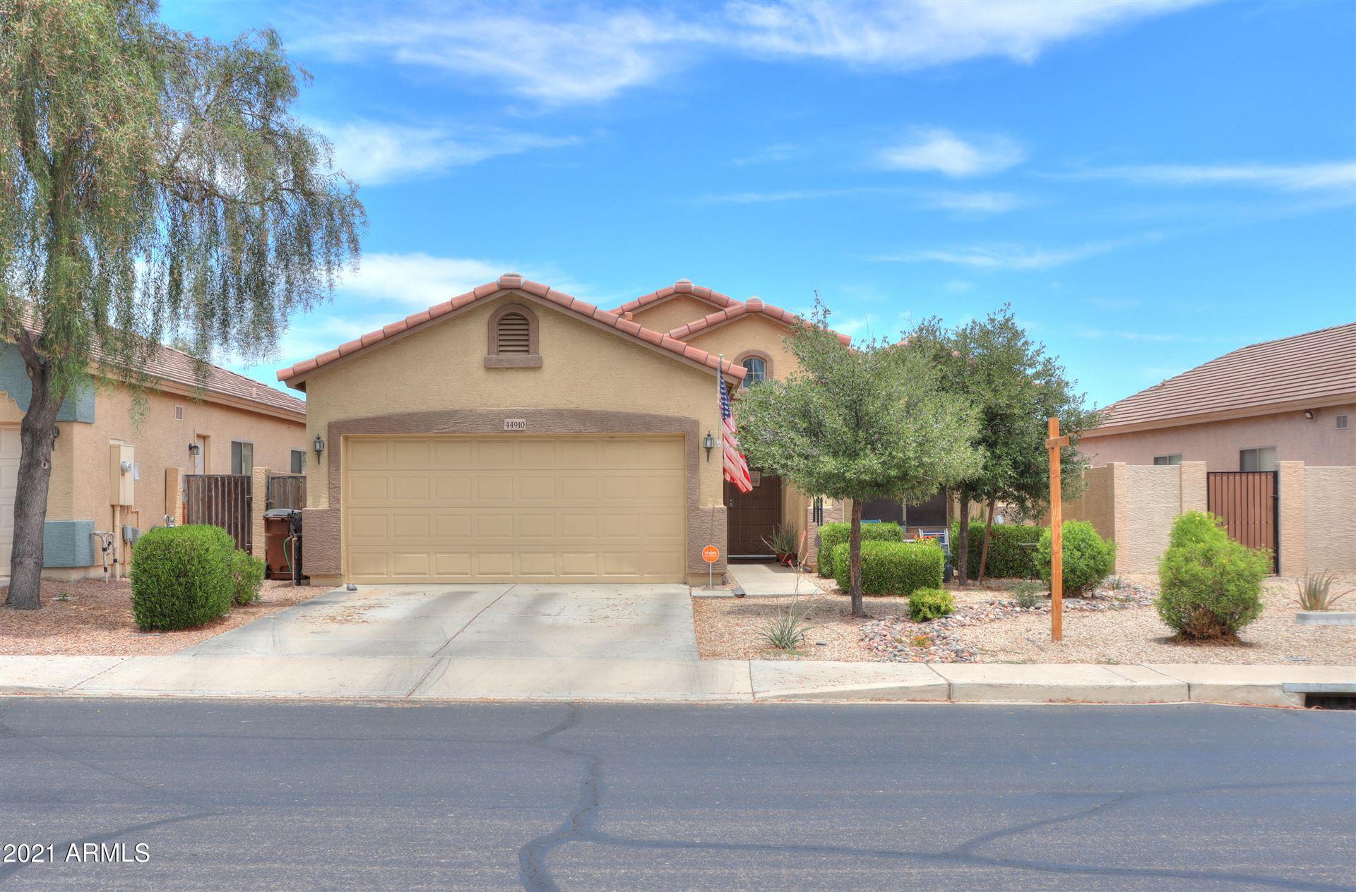 Photo for 44910 W ALAMENDRAS Street, Maricopa, AZ 85139 (MLS # 6247929)