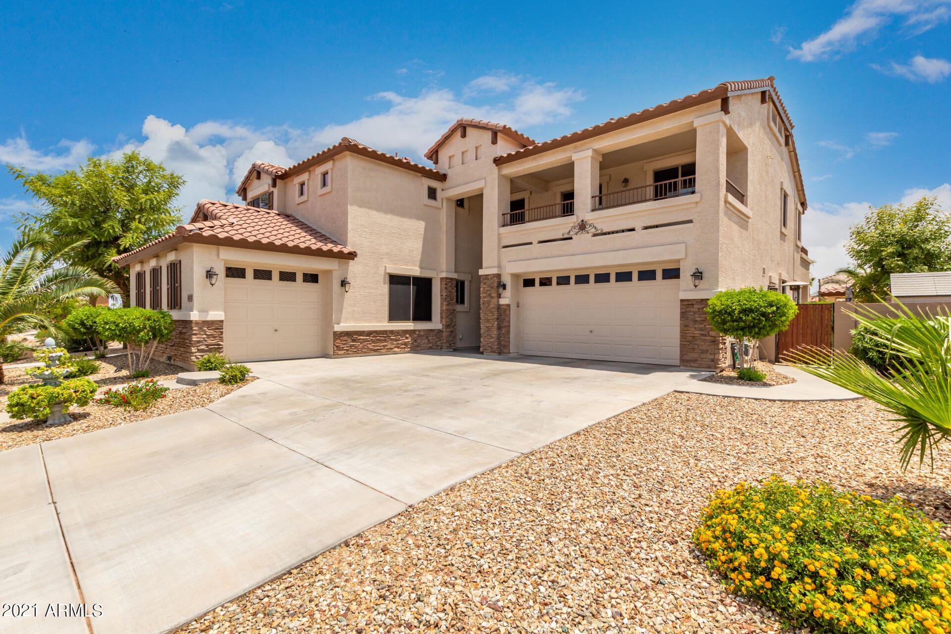 Photo of 41073 W HOPPER Drive, Maricopa, AZ 85138 (MLS # 6267929)