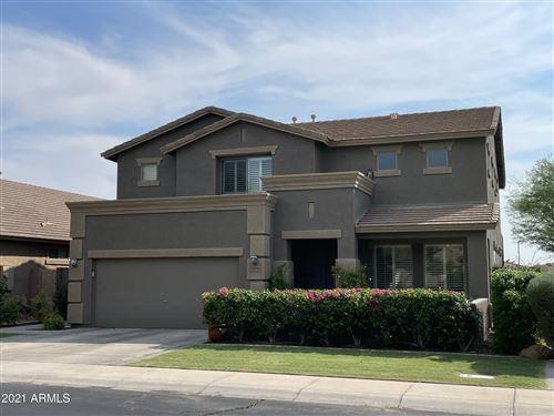 Photo of 6654 S CARTIER Drive, Gilbert, AZ 85298 (MLS # 6266930)