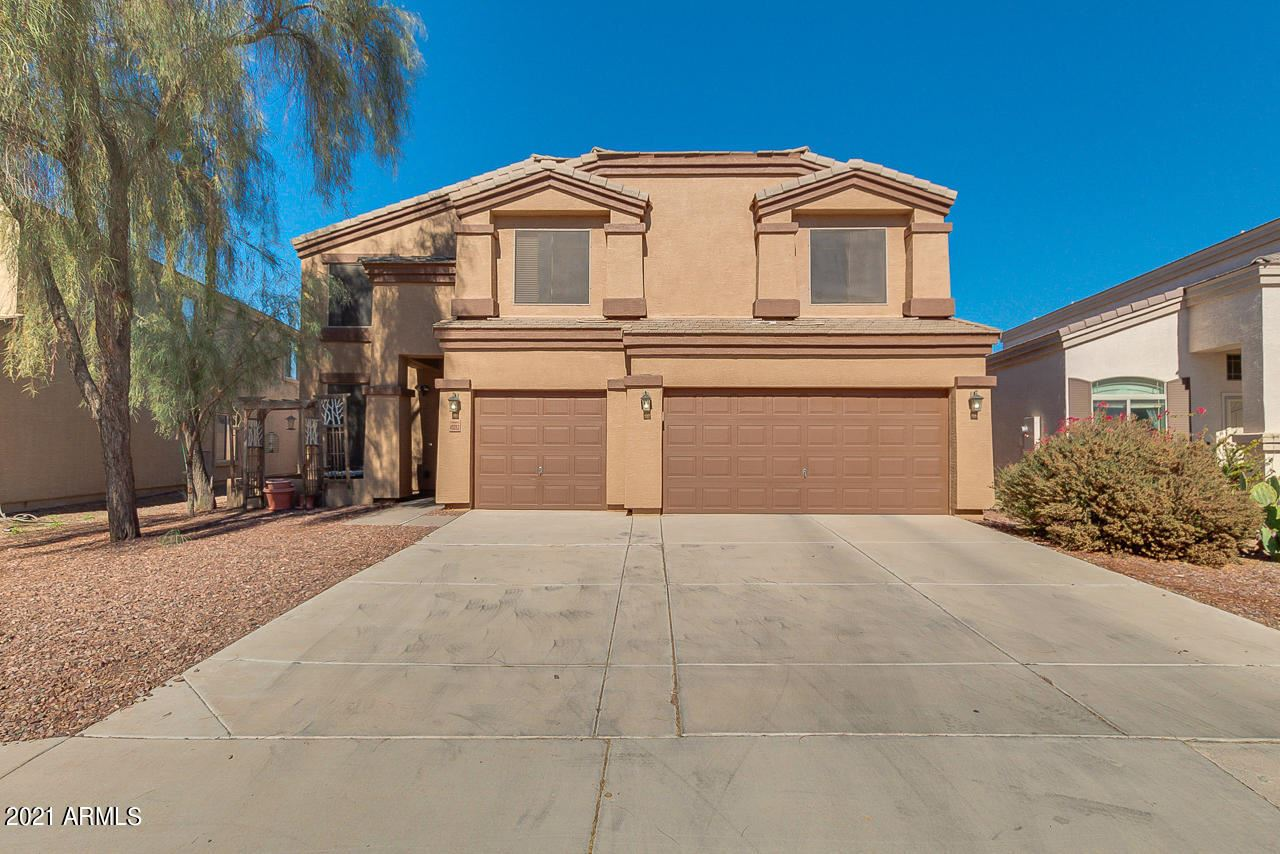Photo for 43282 W Estrada Street, Maricopa, AZ 85138 (MLS # 6191930)