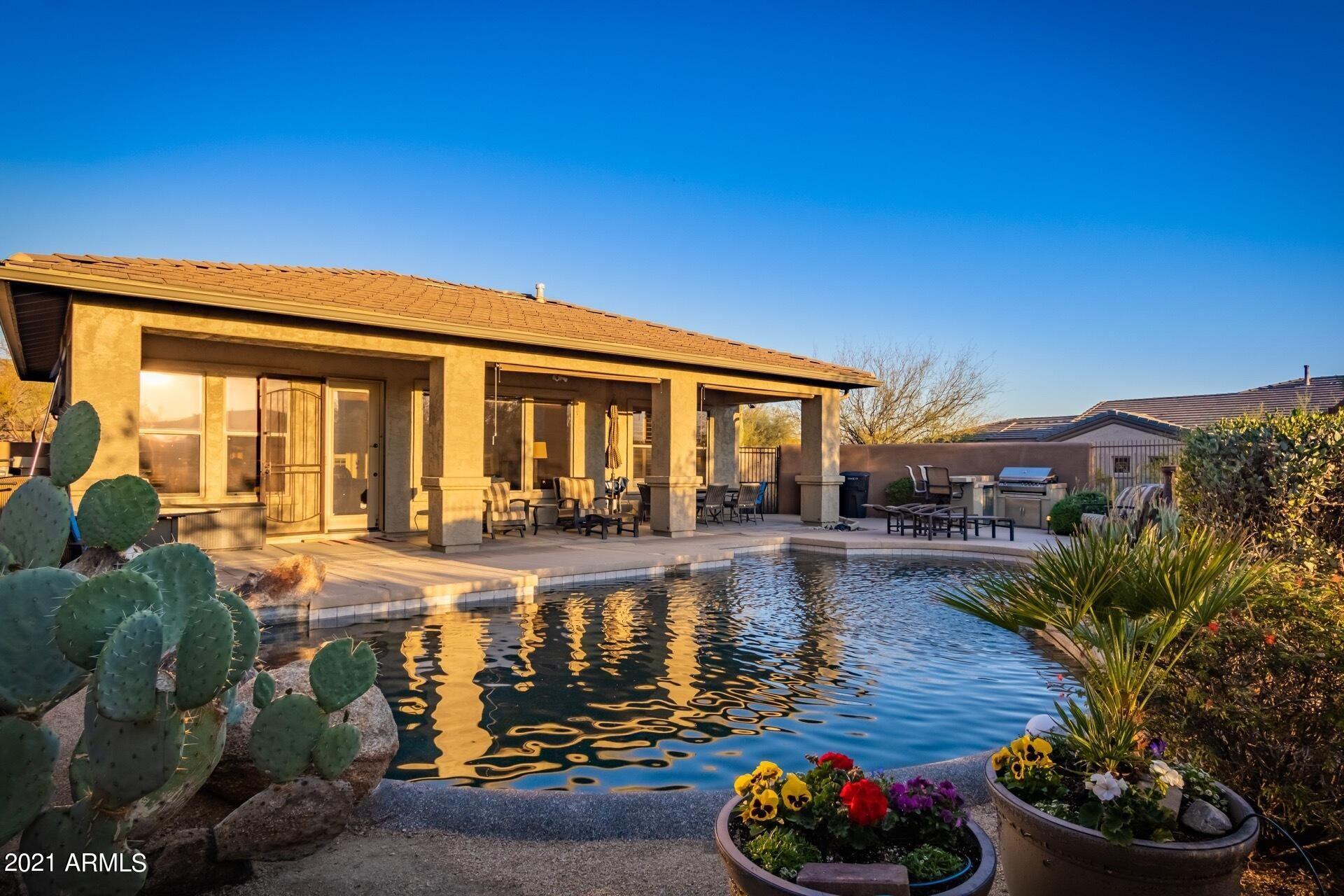Photo of 20408 N 95TH Place, Scottsdale, AZ 85255 (MLS # 6208930)