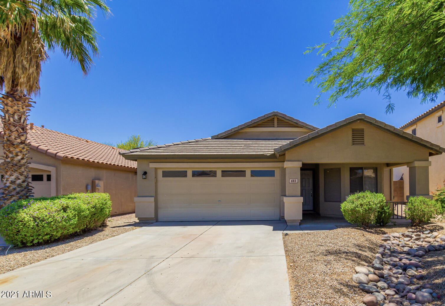 Photo of 683 E LOVEGRASS Drive, San Tan Valley, AZ 85143 (MLS # 6249930)