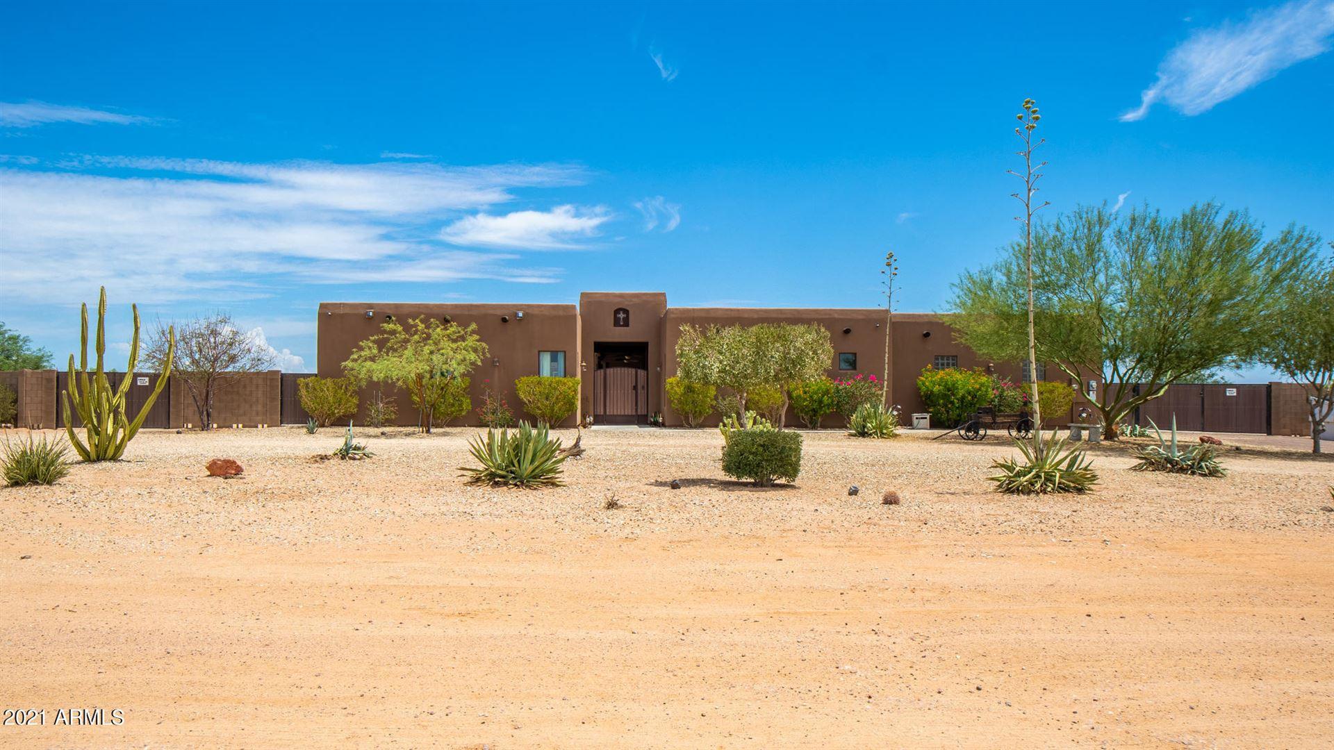 Photo of 29107 N 259TH Avenue, Wittmann, AZ 85361 (MLS # 6262930)