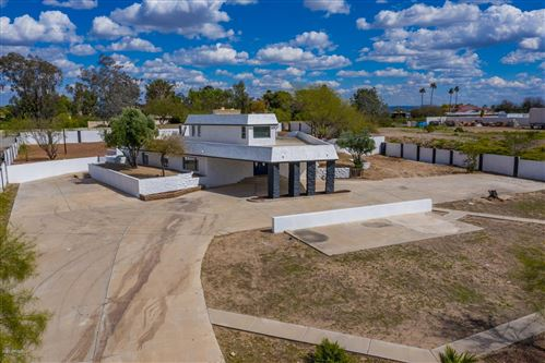 Photo of 6127 N DYSART Road, Litchfield Park, AZ 85340 (MLS # 6058931)