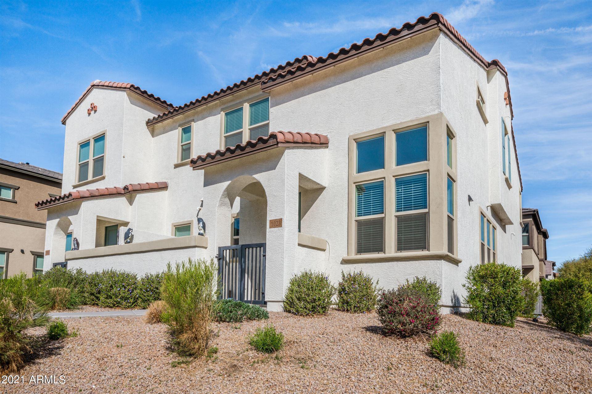 Photo of 14870 W ENCANTO Boulevard #1023, Goodyear, AZ 85395 (MLS # 6199931)