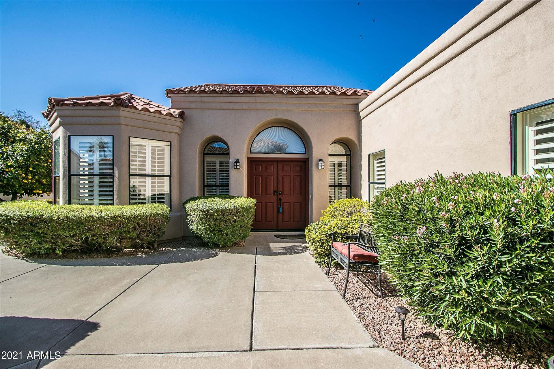 Photo of 25218 S CLOVERLAND Drive, Sun Lakes, AZ 85248 (MLS # 6199932)