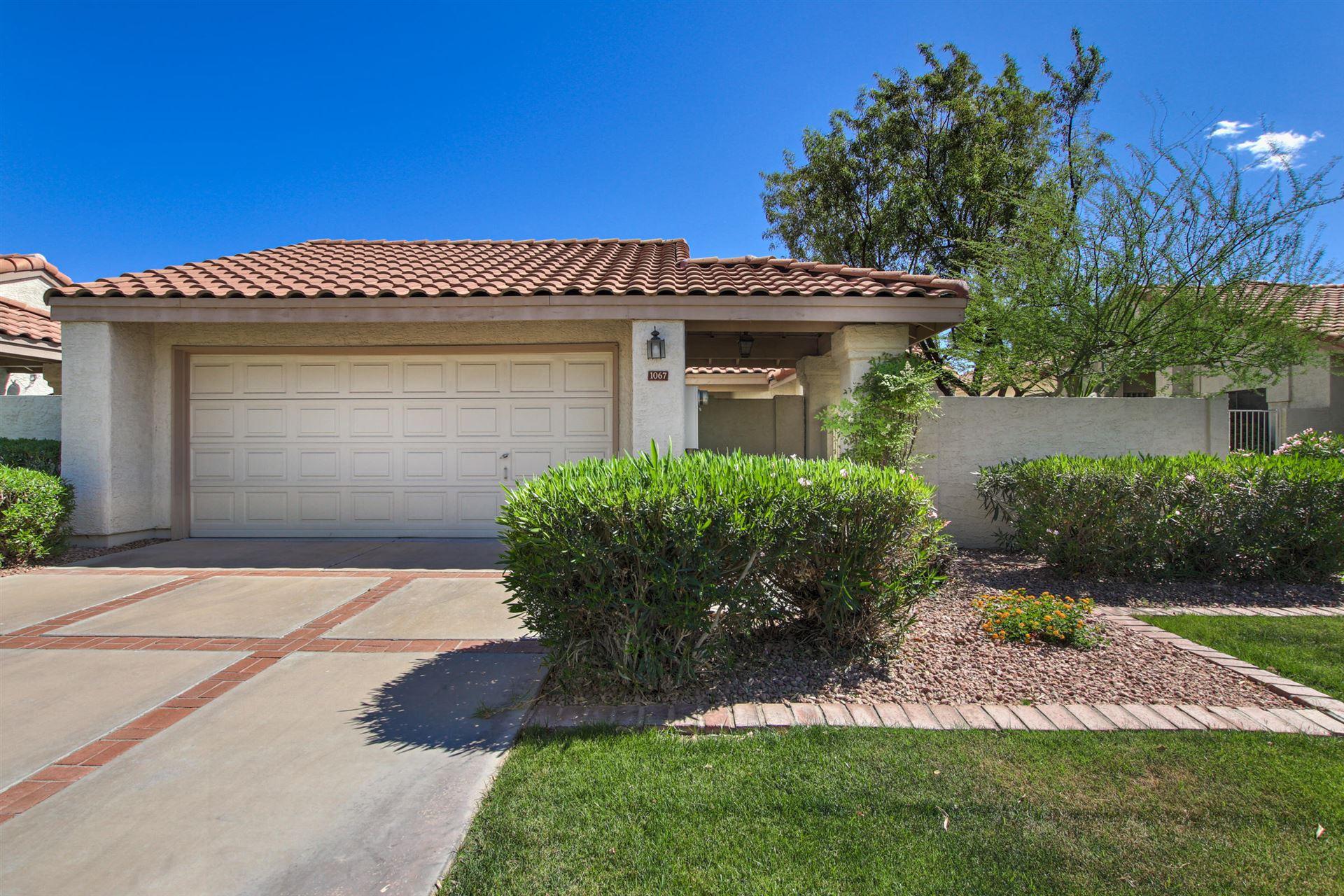 1067 E MCNAIR Drive, Tempe, AZ 85283 - MLS#: 6230932