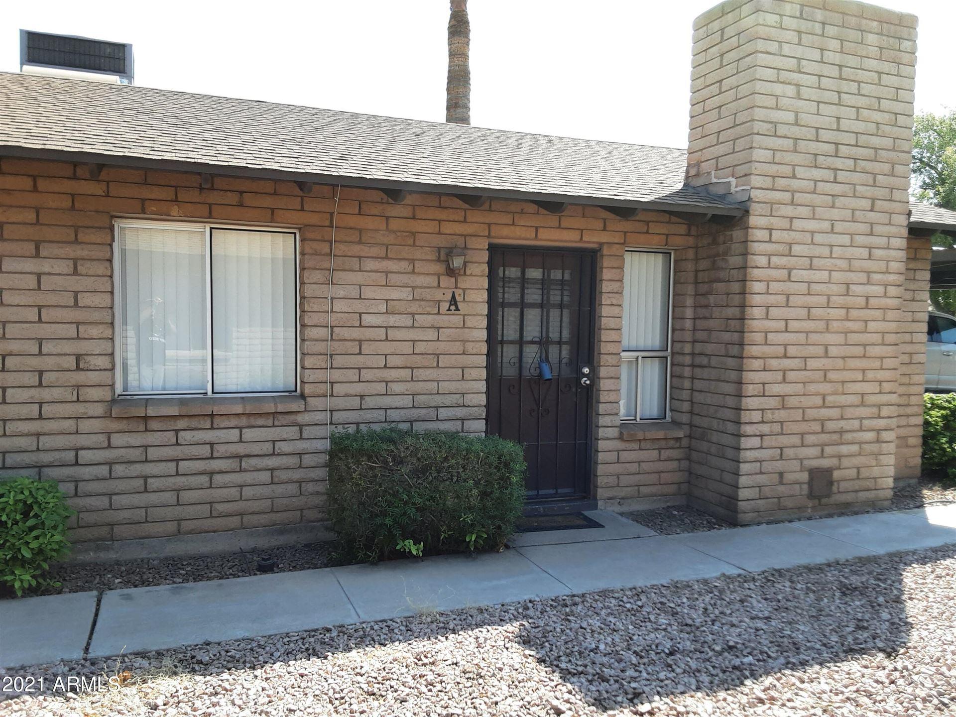 Photo of 6610 S LAKESHORE Drive #A, Tempe, AZ 85283 (MLS # 6294932)
