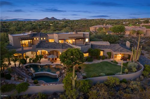 Photo of 28145 N 91ST Street, Scottsdale, AZ 85262 (MLS # 5968933)