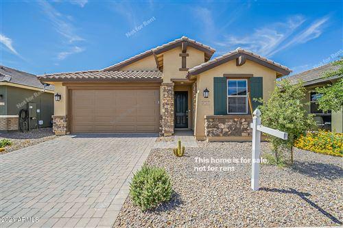 Photo of 41343 W PALMYRA Lane, Maricopa, AZ 85138 (MLS # 6248933)