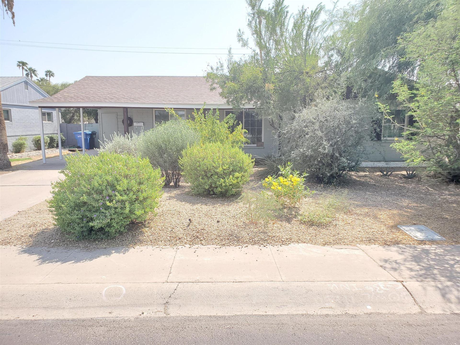 1015 E CAVALIER Drive, Phoenix, AZ 85014 - MLS#: 6135933