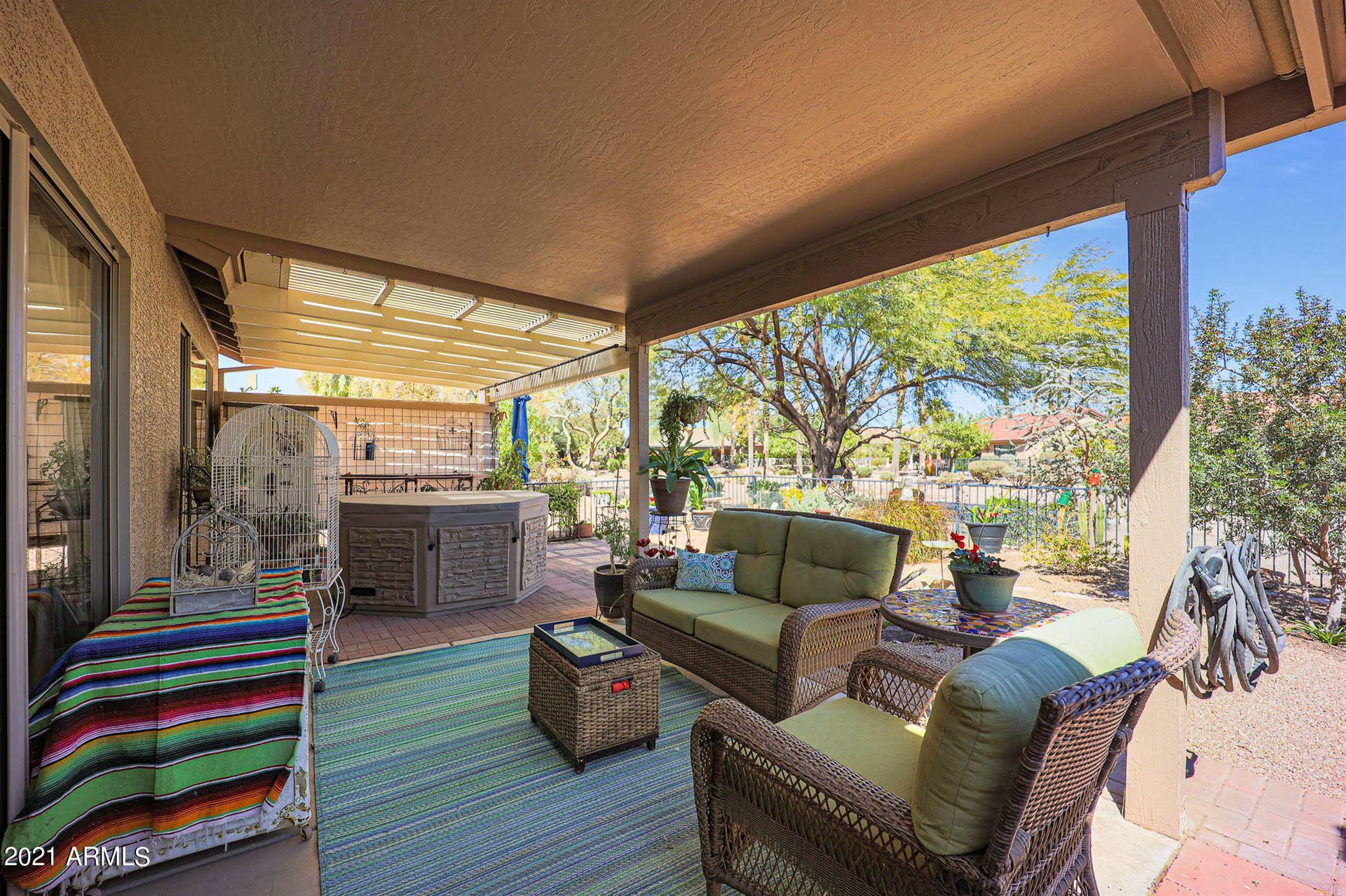 Photo of 8918 E INDIANA Avenue, Sun Lakes, AZ 85248 (MLS # 6199933)