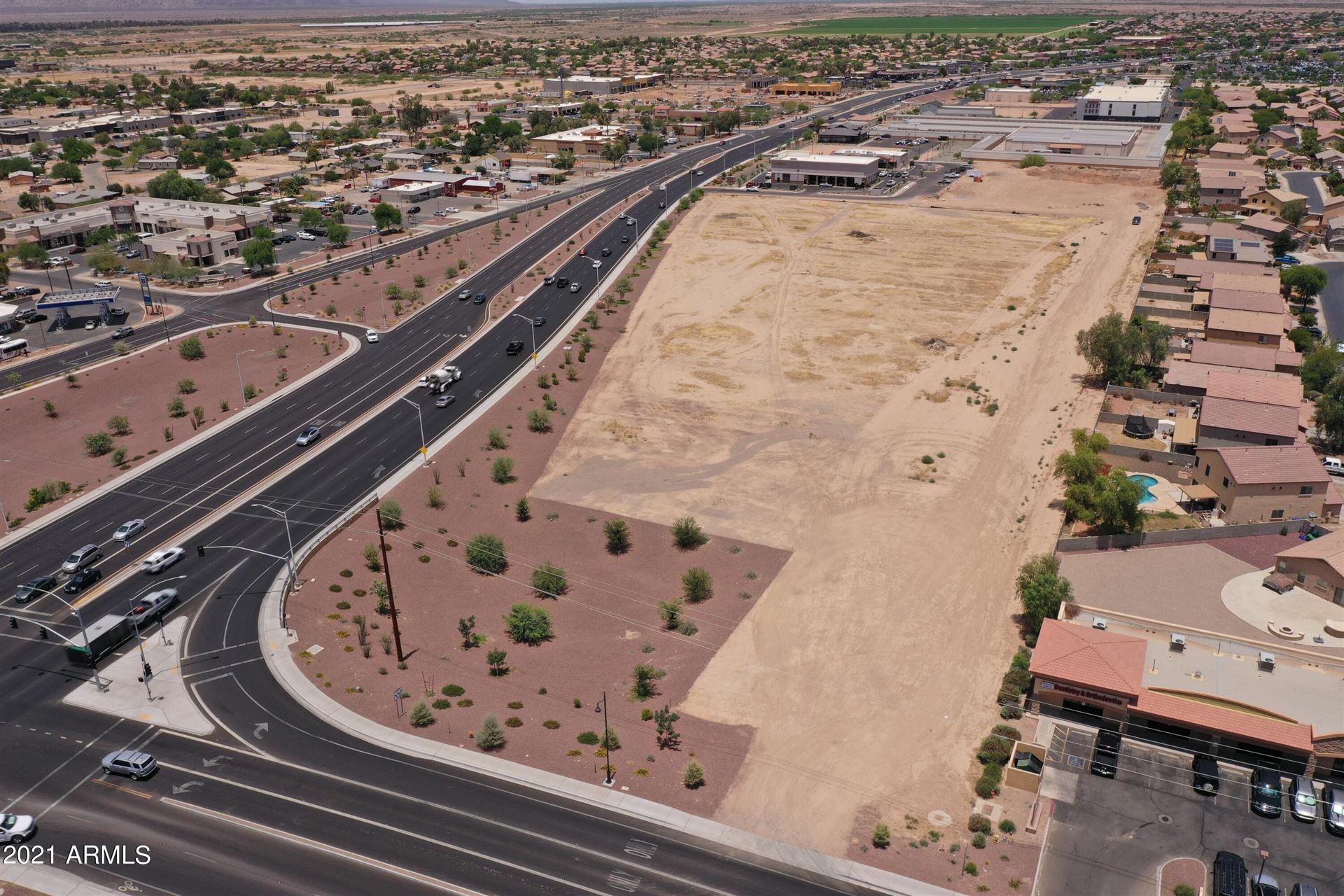 Photo for 0 W John Wayne Parkway, Maricopa, AZ 85138 (MLS # 6292933)