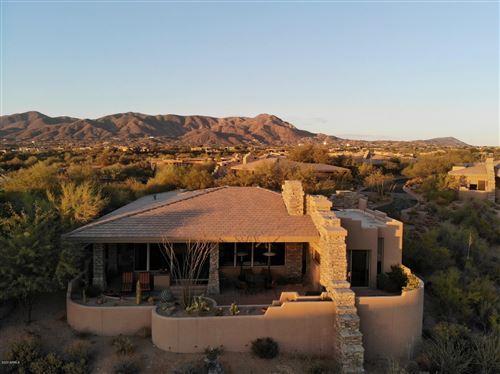Photo of 10207 E OLD TRAIL Road, Scottsdale, AZ 85262 (MLS # 6163934)