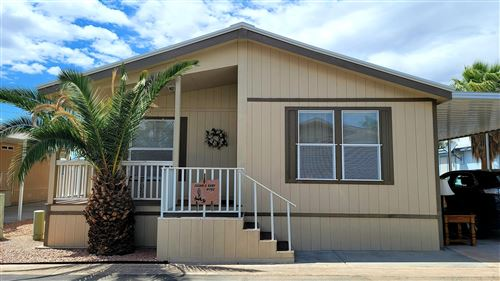 Photo of 9333 E University Drive #193, Mesa, AZ 85207 (MLS # 6232934)