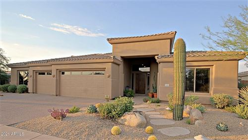 Photo of 9686 E PRESERVE Way, Scottsdale, AZ 85262 (MLS # 6254934)