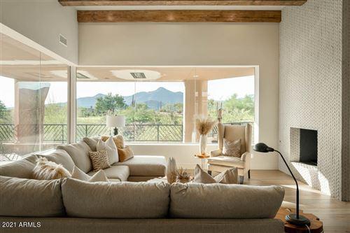 Photo of 10084 E PALO BREA Drive, Scottsdale, AZ 85262 (MLS # 6265935)